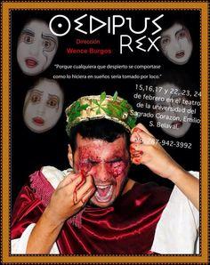 Oedipus Rex @ Sagrado Corazón