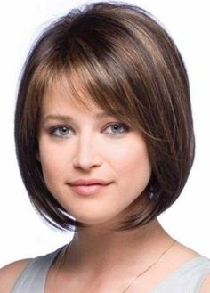 ROUND Face Shape? You have plenty of choices for your hairstyle! | The HairCut