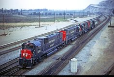 RailPictures.Net Photo: SP 3152 Southern Pacific Railroad Alco C630 at…