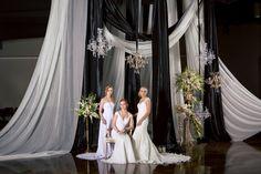 A Roaring Good Time - Elegant Wedding Ideas And Elegant Weddings Tips #eogowns #gatsbywedding #gatsby #artdeco #bridetobe #themewedding #engaged #love