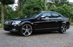Mercedes-Benz C200 W204 by MEC Design