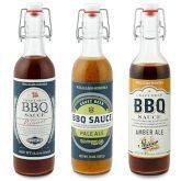 Craft Beer Barbecue Sauce set of 3 | Williams-Sonoma
