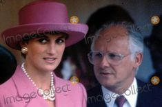 Diana and Dickie Arbiter at Garter Ceremony 1993 06-14-1993 013644 Photo by Alpha-Globe Photos