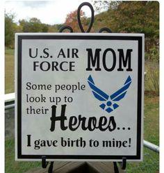 Us Air Force Mom