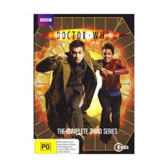 Doctor Who The Complete 3rd Series DVD 6 Disc Set Brand New Third Season Dr Who
