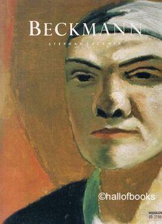 Max Beckmann by Stephan Lackner