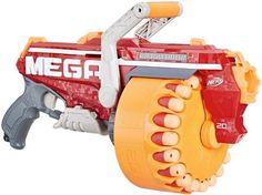 Jouet Mega Megalodon et 20 fléchettes officielles NERF Nerf Games, Nerf Toys, Epic Games Fortnite, Megalodon, Nerf Gun, Guerra Nerf, Kids Gardening Gloves, Arma Nerf, Ri Happy