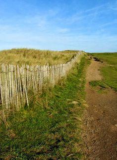 Westward Ho!, North Devon photos from a sunny November day walking on the beach.