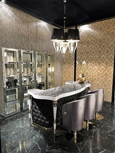 Home Bar: Home  Style by Luxury Group, Inc. Brooklyn, NY