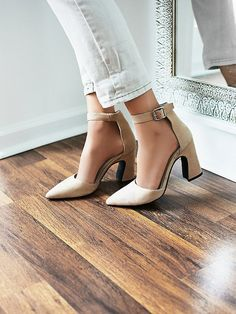 Free People Sterling Heel, $148.00 | http://www.freepeople.com/shop/sterling-heel/?PRODUCTOPTIONIDS=1798C117-D5E8-4F0F-971E-E37CC166CE76&c=whats%2Dnew