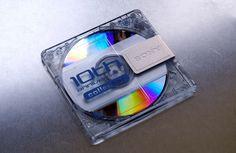 "Sony Europe ""collector"" 10th Anniversary Minidisc | por Jay Tilston"