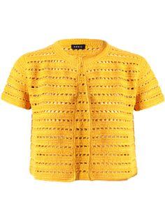 http://crochetemoda.blogspot.com.br/2013/03/crochet-cardiga-amarelo.html