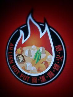 Creating a logo for a new hot pot restaurant.