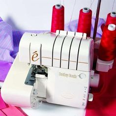Serger tips from Threads magazine