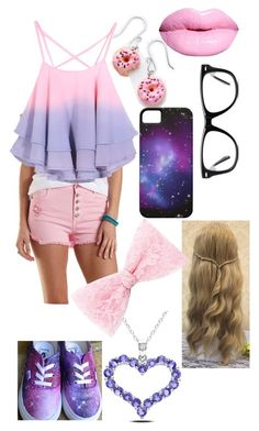 """""""Going out"""" by nat-cat-iconic ❤ liked on Polyvore featuring Charlotte Russe, Muse and Miadora"""