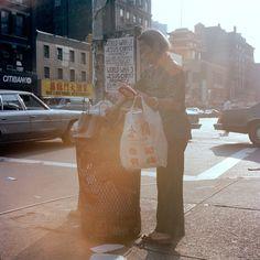 ′World War 3′, New York City, 1986 © Janet Delaney