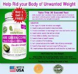 Pure Green Coffee Bean Extract 800 mg Pills. BUY 1 Get 1 FREE. Full 50% Chlorogenic Acid. Full 1600 mg Serving per Day. 100% Pure and Natural Ingredients. No Additives & No Fillers. Top weight loss and Appetite Suppressant. Excellent Fat Burning Sup