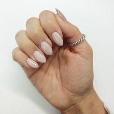 OPI Don't Bossa Nova Me Around - Brazil Collection. Perfect mauve Kylie Jenner inspired nails. Short almond shape stiletto nails.  Via thebeetique.blogspot.com