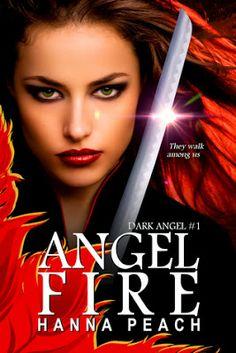 Angelfire by Hanna Peach  http://shaynavaradeauxbooks.blogspot.com/2013/11/ARC-Review-HannaPeach-Angelfire.html