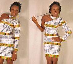 Chic   Elegant / Charming  Tailored African Tribal by fifiMdesigns, $130.00