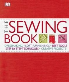 The Sewing Book cover image