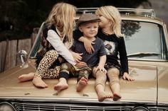 Children of the Tribe. boho . bohemian kids