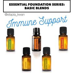 My essential foundation series is a great way to learn how to use DoTERRA's top 10 oils as part of your daily routine. This next blend uses five of the 10 oils to help boost your immune system. To make a 10 mL roller I add 15 drops each of Lemon, Oregano, On Guard, and Melaleuca, and 7 drops of Frankincense, topped off with fractionated coconut oil (FCO). For small kids, I use 2-3 drops each topped off with FCO. This one is a must for when environmental threats are high, especially at…