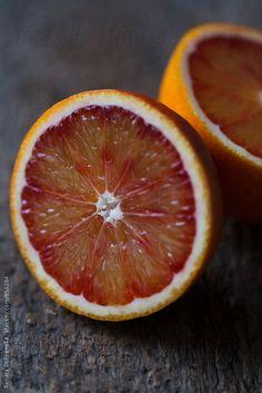 Blood Oranges by Renáta Dobránska