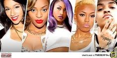These 5 ladies are working to make their dreams come true in the game of Hip Hop music
