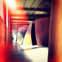 Richard Serra @Dia : Beacon, NY