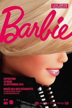 L'#exposition #Barbie au Musée des Arts Décoratifs
