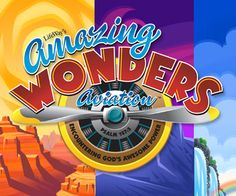 "Amazing Wonders VBS Free Theme Song Download via iTunes ""Amazing Wonders Aviation"""