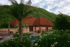 Amidst thick #green #foliage and the lure of the scenic #hill tops they beckon you to the way of Ananta Spa & Resorts