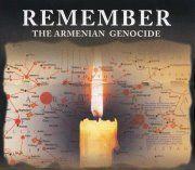 24 April 1915- Remember the Armenian Genocide