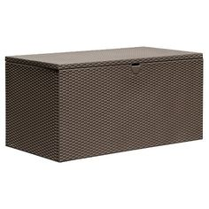 Spacemaker 134.5 Gallons Deck Box - Espresso - Arrow Storage Products, Espresso Brown