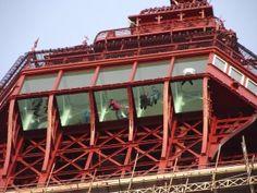 Blackpool Tower Skywalk