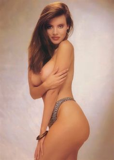 Playboy_s Book Of Lingerie 1990- Laurie Car3