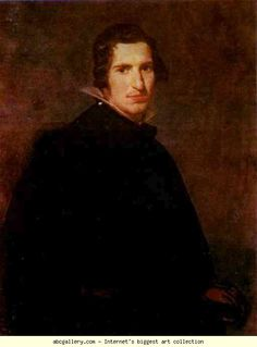 Diego Velázquez. Portrait of a Young Man. Olga's Gallery.