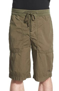 James Perse Utility Shorts