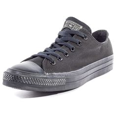 reputable site bd13a e01c4 Unisex Chuck Taylor All Star Low Top Sneakers - Black Black