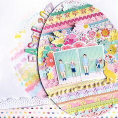 Easter is right around the corner and the preparation are in full swing! Its impossible to escape the adorable bunnies, bright egg patterns, and fresh tulip around the places you must be going. Today we put together a round up of our favorite 10 easter scrapbook layouts that will be sure to get your readyRead more