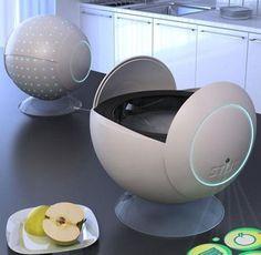 » Laser food processor of future Future technology
