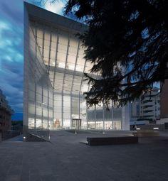 Museion in Bozen - Studio KSV