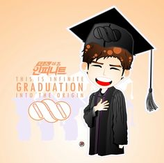 Graduation Gyu #Sunggyu