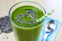 Take your smoothie-making to the next level with this chia seed green smoothie! If you haven't heard, chia seeds are all the rage in the health food movement right now, and for good reason too. The...