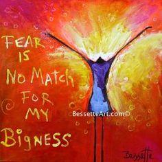 Love this artist...Jeanne Bessette....Bessette Studio
