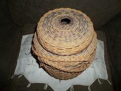 Native American Penobscot String Basket | Collectors Weekly
