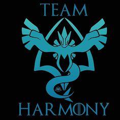 Team Harmony Pokemon Go