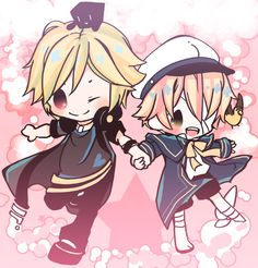 It exists! YOHIOloid and Oliver fanart EXISTS!!