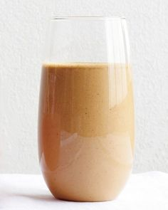 How I got back to bikini ready last year- the peanut-banana espresso smoothie. I used coffee instead plus I added a scoop of protein powder. I had these twice a day and added a walk in the evening (on top of my morning run).